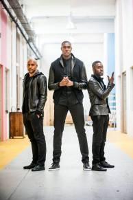 Ousmane Dabo, Ian Mahinmi & Steeven Kodjia